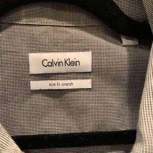 Calvin Klein Slim Fit Stretch Shirt